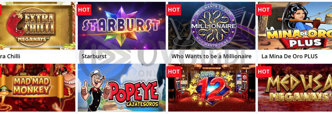 Betsson Casino slots